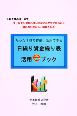 【日繰り資金繰り表】活用eBOOK
