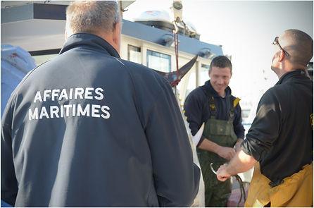 Affaires Maritimes Sète