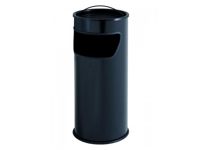 D414 Kanta sa pepeljarom crna