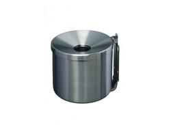 D3572 Inox zidna pepeljara
