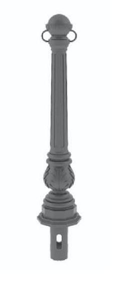 D954 Pregradni stupić