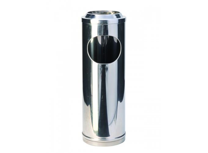 D415 Kanta sa pepeljarom srebrna