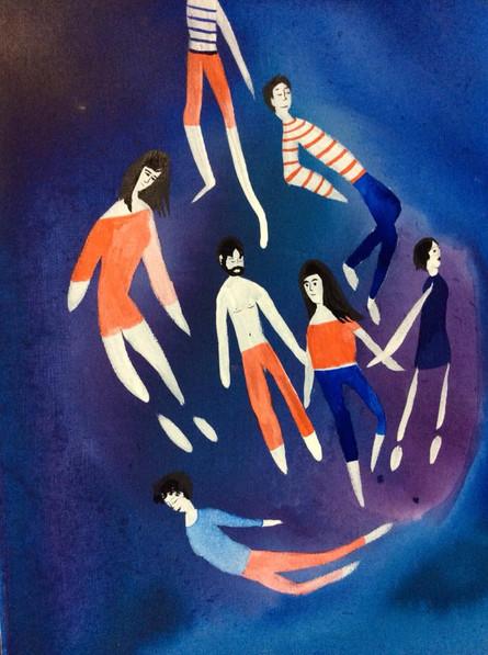 Swimming Artists