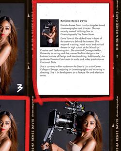 AFI Cinematography Intensive Women