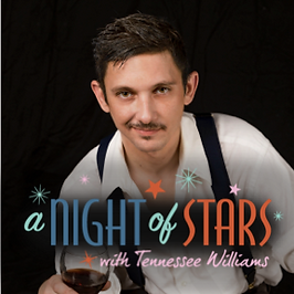 A Night of Stars with Tennessee Williams