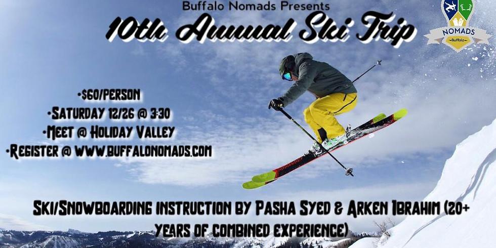 10th Annual Ski Trip