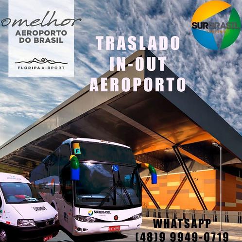 Transporte VIP do aeroporto Florianopolis