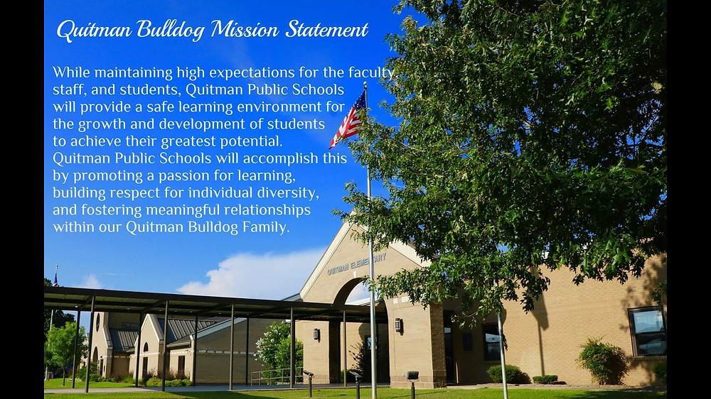 Quitman Bulldog Mission Statement