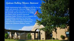 Quitman Bulldog Mission Statement