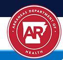 Arkansas Department of Health COVID-19