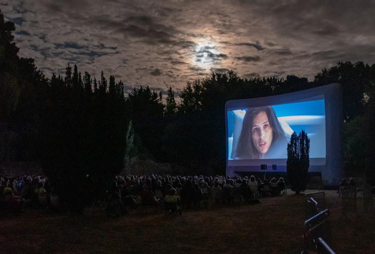 Projection du film ADN, de Maïwenn