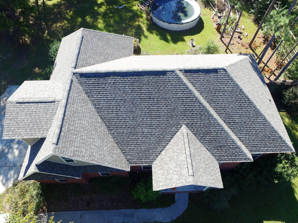 InFront Roofing home roof repair near me
