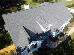 InFront Roofing roof repair service near