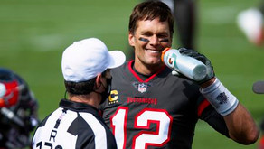 Brady leads the Bucs to playoffs. Ends debate