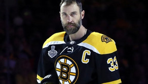 Chara era over. Signs one-year deal with Capitals