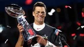 Brady in seventh heaven; Belichick takes huge L