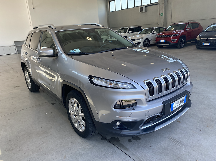 Jeep Cherokee Limited 2.0 4WD