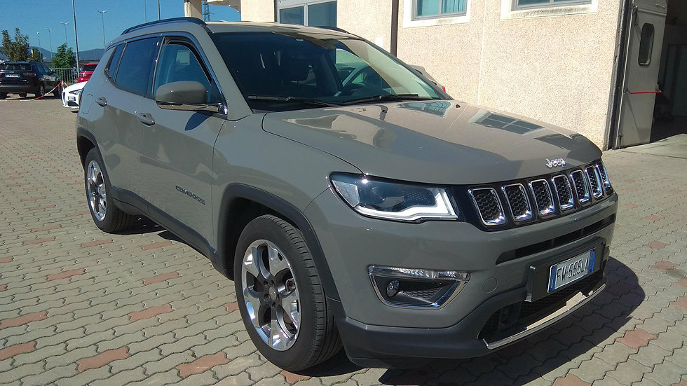 Jeep Compass Limited 1.6 120cv