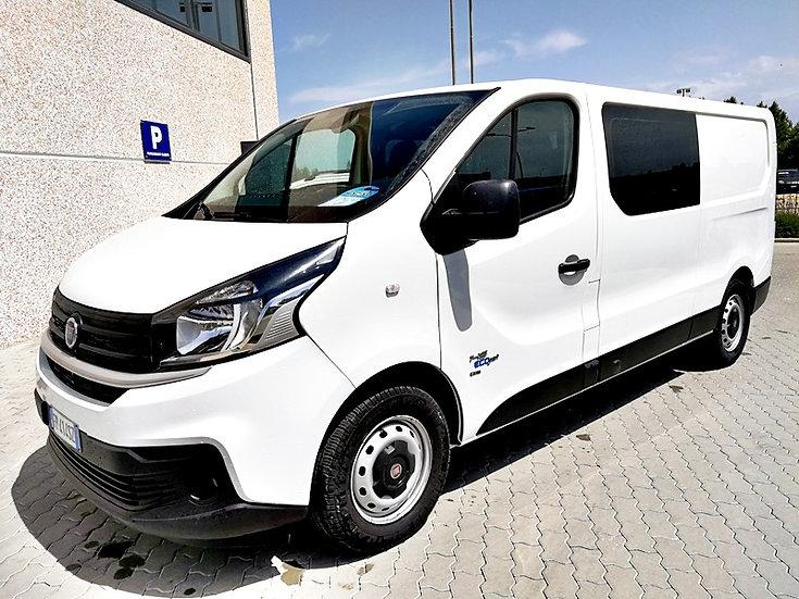 FIAT TALENTO CREW CAB 1.6 12Q LH1 PL-TS