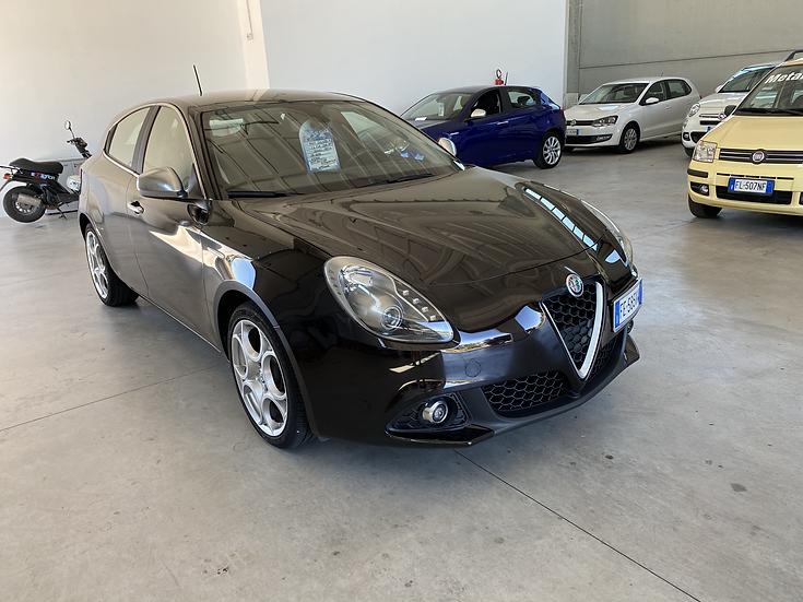 Alfa Romeo Giulietta Distinctive 1.6 Mjet TDM