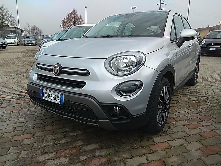 Fiat 500X Cross 1.3Mjet  95Cv