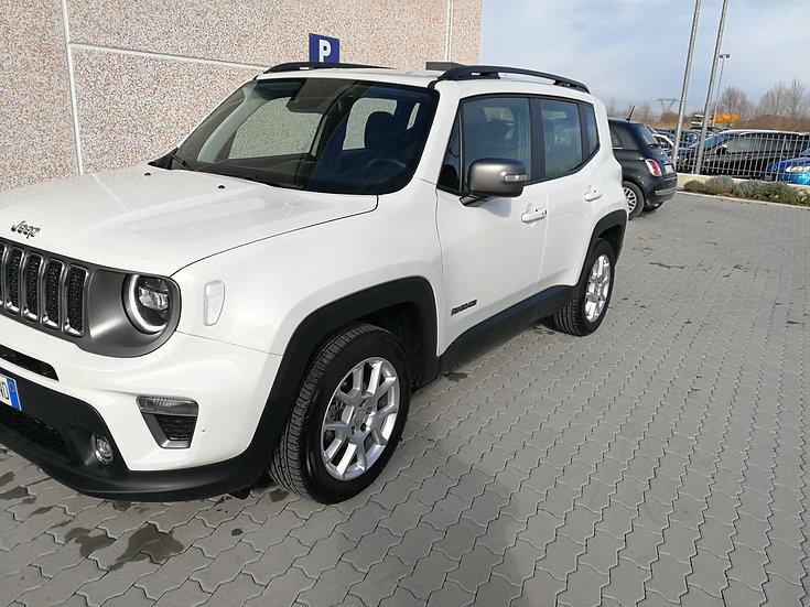 Jeep Renegade Limited 1.6 Mjet 120 Cv