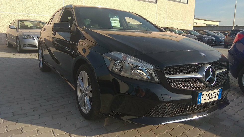 Mercedes A180d 1.5 110cv