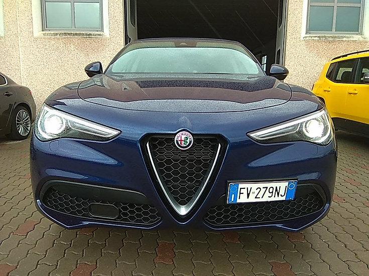 Alfa Romeo Stelvio 2.2 Mjet 160Cv - Automatica