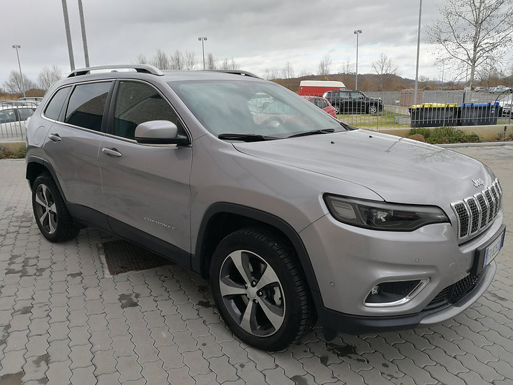 Jeep Cherokee Limited 2.2 195 CV  4x4