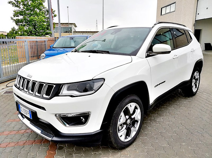 JEEP COMPASS DS 2.0 140CV LIMITED