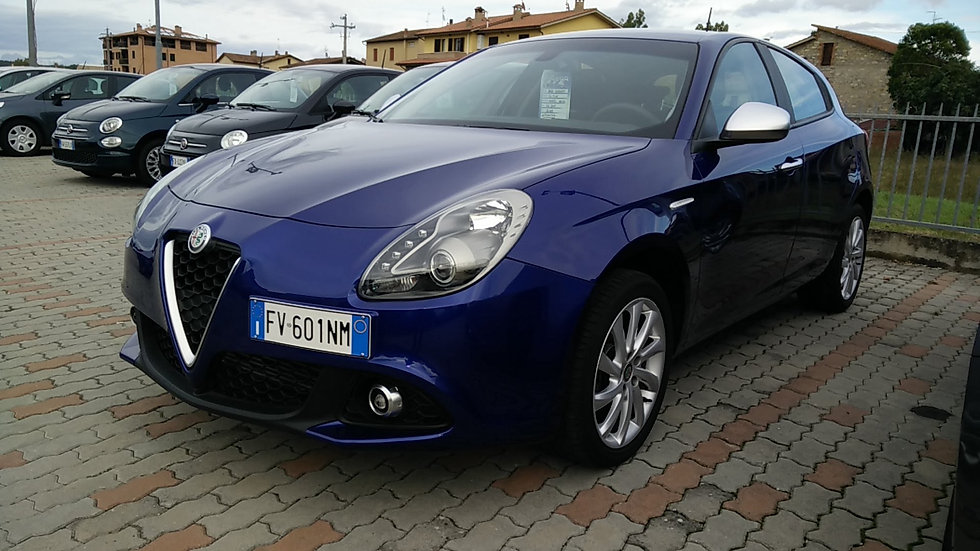 Alfa Romeo Giulietta 1.6 Mjet Automatica