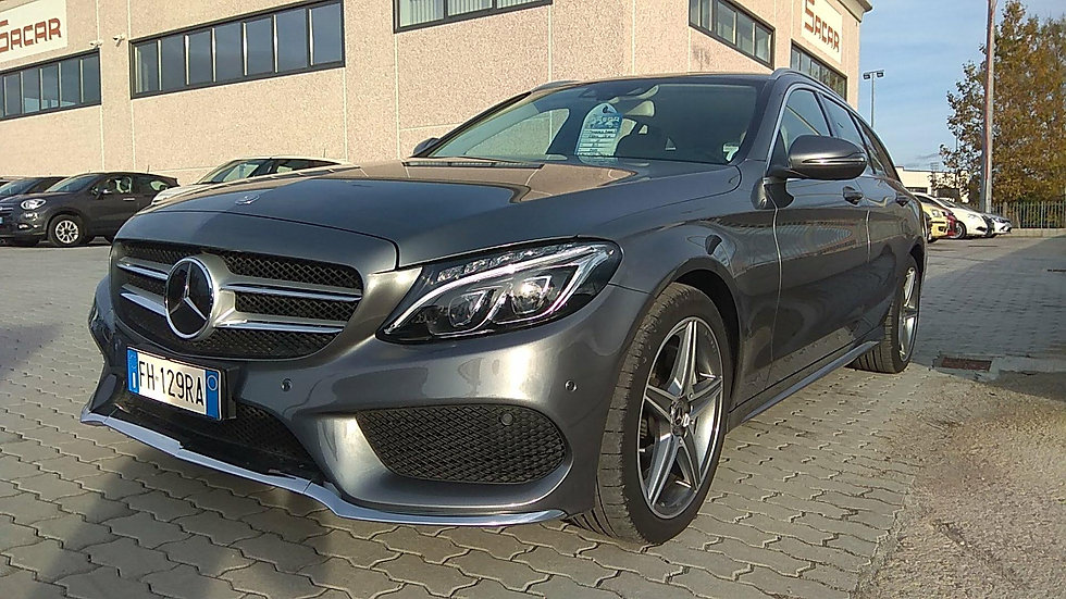 Mercedes Classe C 2.2 170Cv