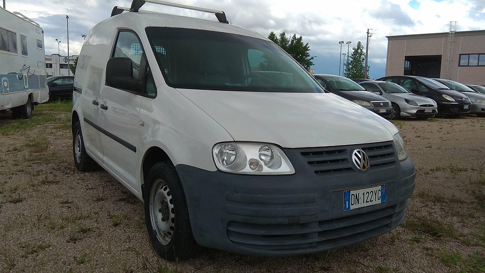 Vw Caddy van 2.0 70cv