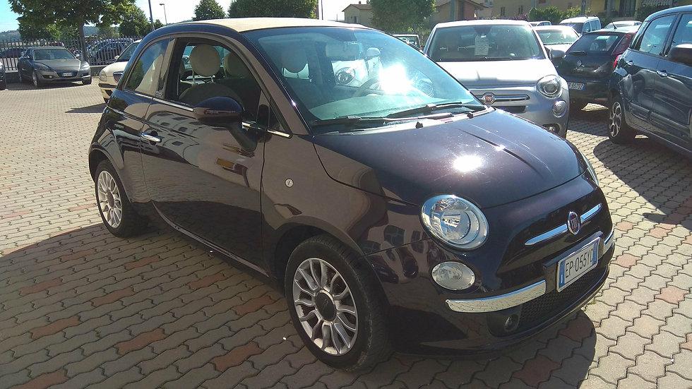 Fiat 500cc CABRIO