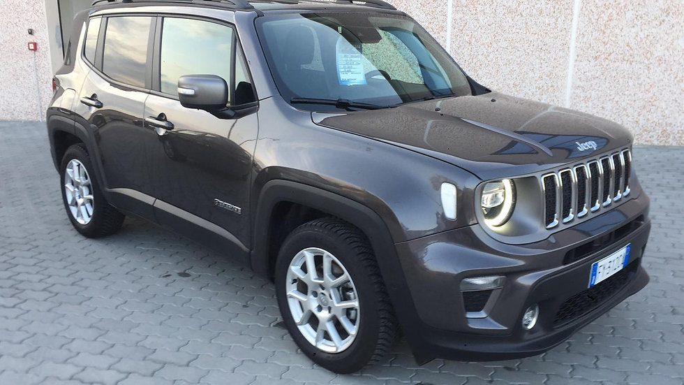 Jeep Renegade 1.3 T4 150cv Automatica Limited