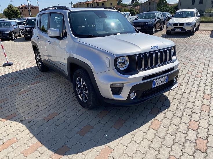 Jeep Renegade 1.6 Mjet Longitude