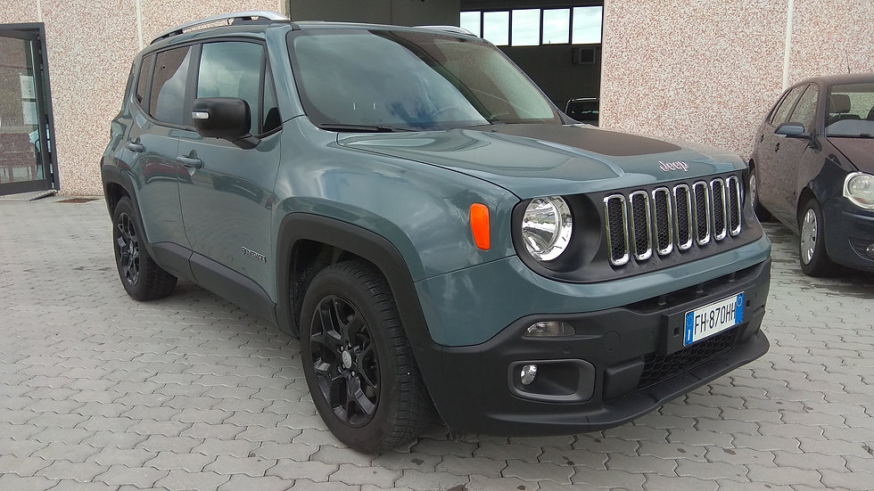 Jeep Renegade Limited 1.6 120cv