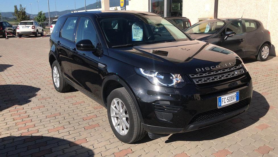 Land Rover Discovery 4x4 2.0 Td4 150cv