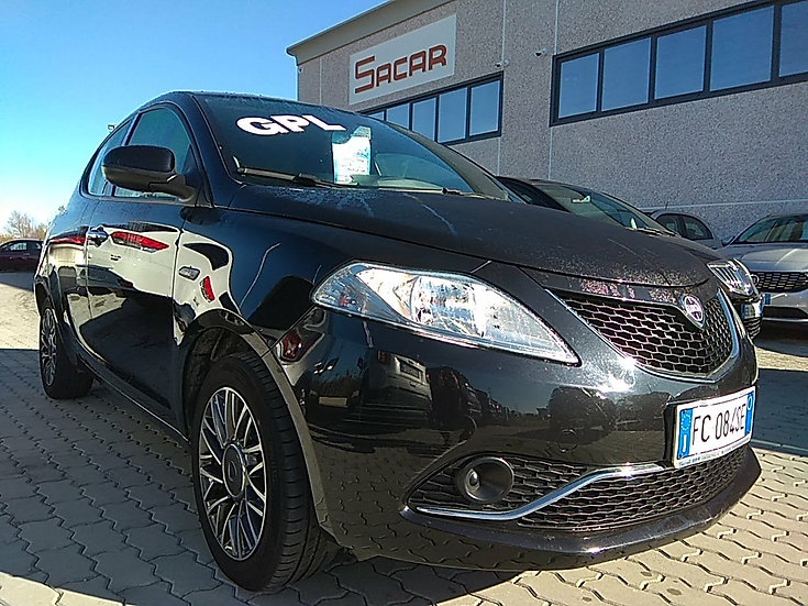 Lancia Ypsilon Gold 1.2 - GPL