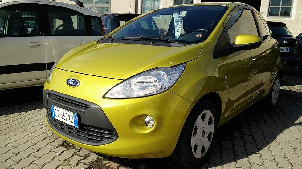 Ford KA 1.2 69Cv