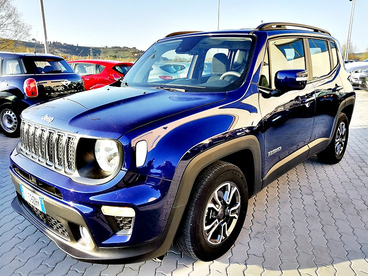 JEEP RENEGADE 1.3 T4 150CV DDCT BUSINESS AUTOMATICA