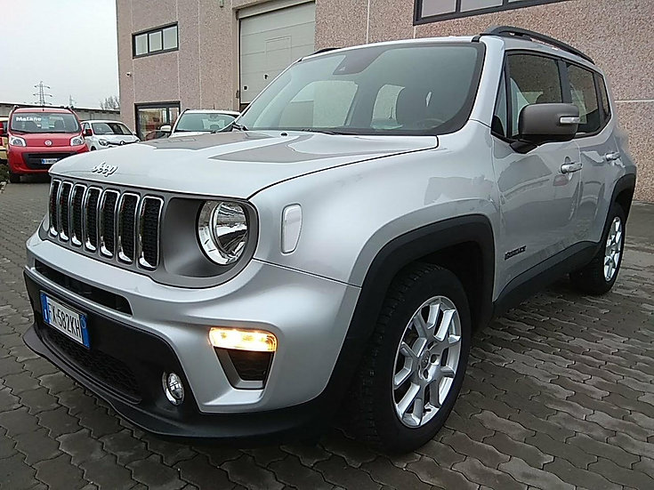 Jeep Renegade Limited 1.0 T3 120Cv