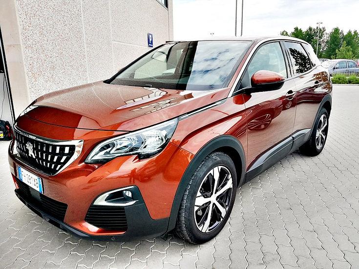 Peugeot 3008 1.5 BlueHDI 120 Business TG Automatica