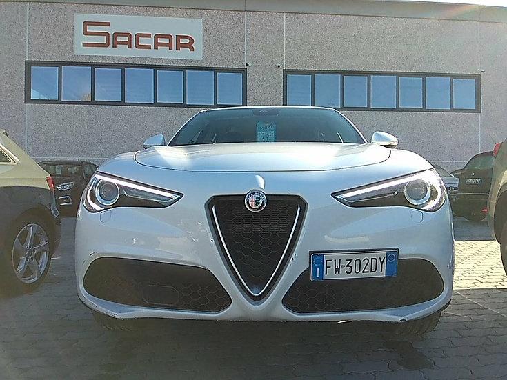 Alfa Romeo Stelvio 2.2 Mjet 190Cv Q4 - Automatica