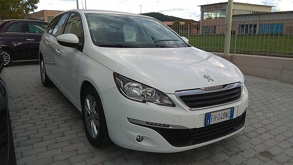 Peugeot 308 Sw Active 1.6 120Cv