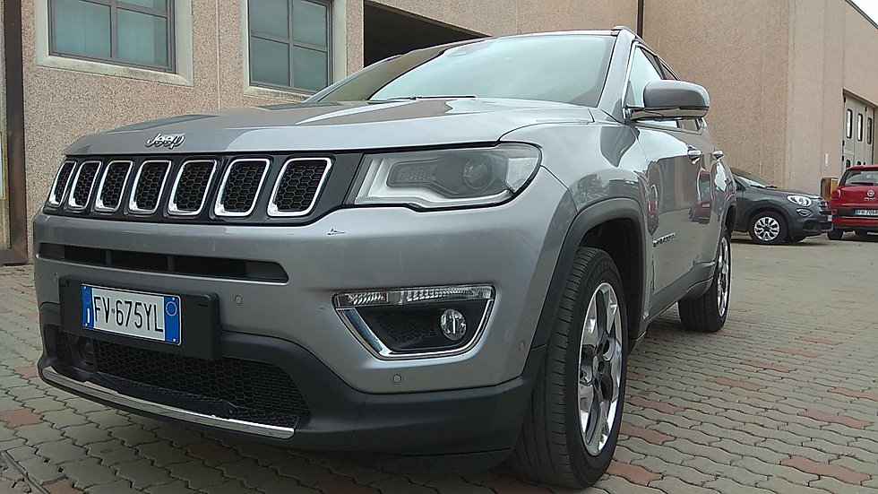 Jeep Compass Business 4WD 2.0Mjet  140Cv