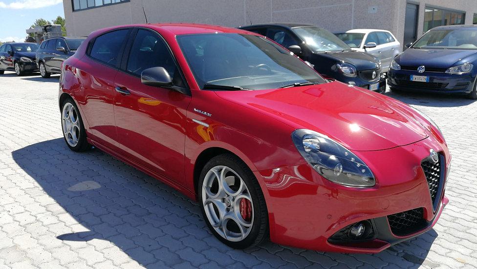 Alfa Romeo Giulietta VELOCE 1.8 240cv Automatica