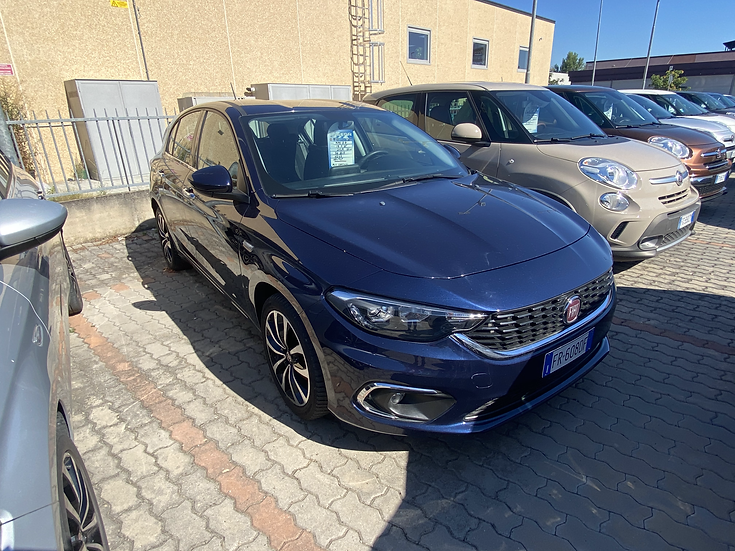 Fiat Tipo Lounge 1.6 5P