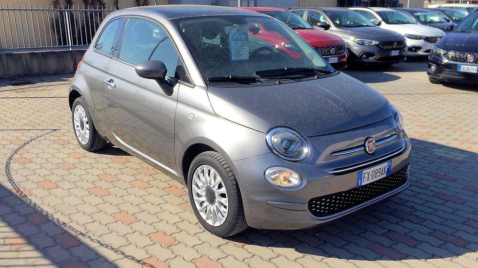 Fiat 500 1.2 Aut. Lounge