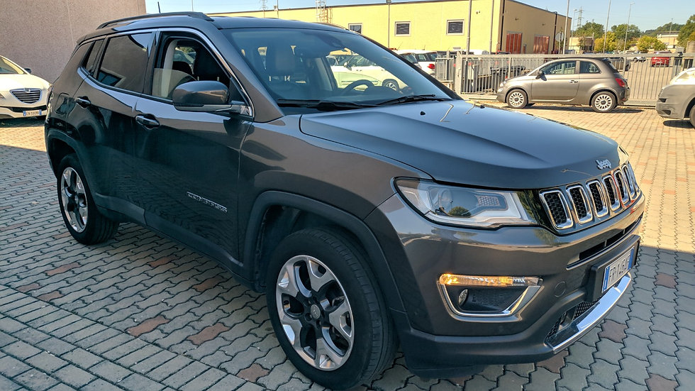 Jeep Compass 2.0 Mjet 140cv 4x4 Limited Automatica
